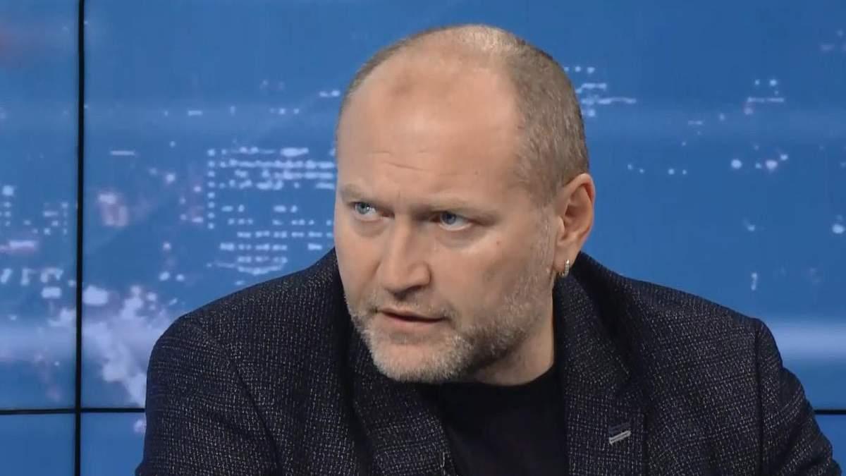 Интервью с Бориславом Березой