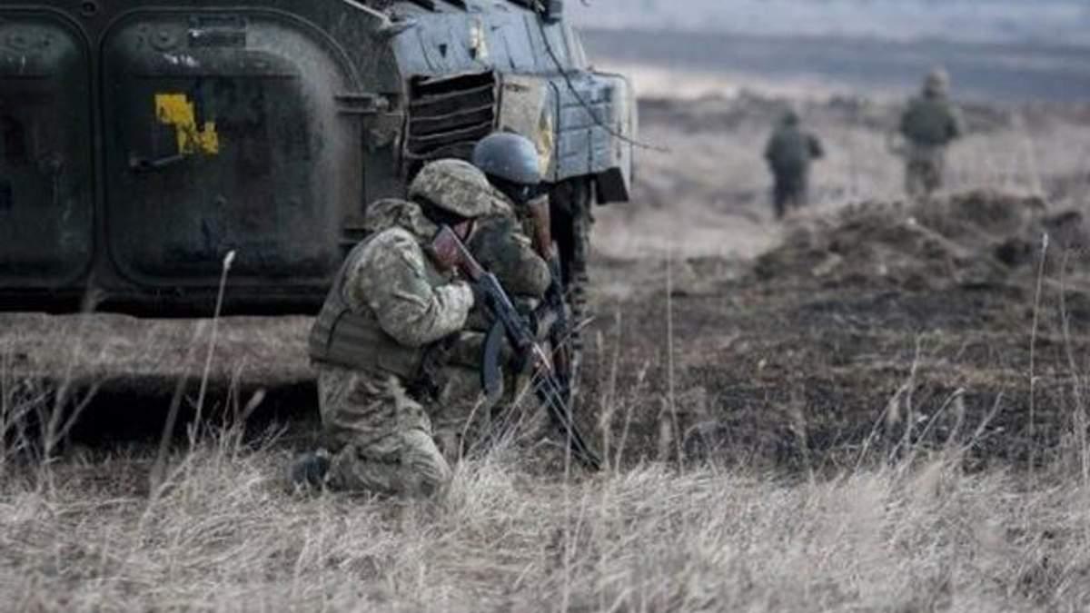Українські бійці ліквідували бойовиків-розвідників на Донбасі
