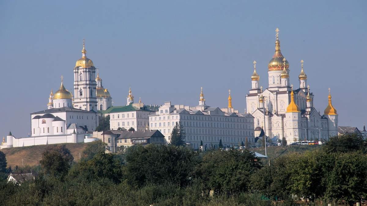 УПЦ МП готує провокації щодо Почаївської лаври