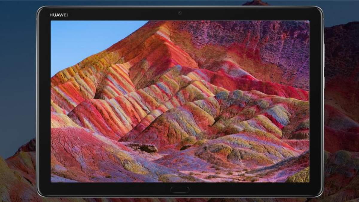 Huawei випустила недорогий планшет MediaPad M5 Youth Edition