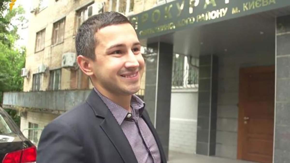 Сына главы СБУ Грицака заставляли преследовать активистов Майдана, – ответ прокуратуры