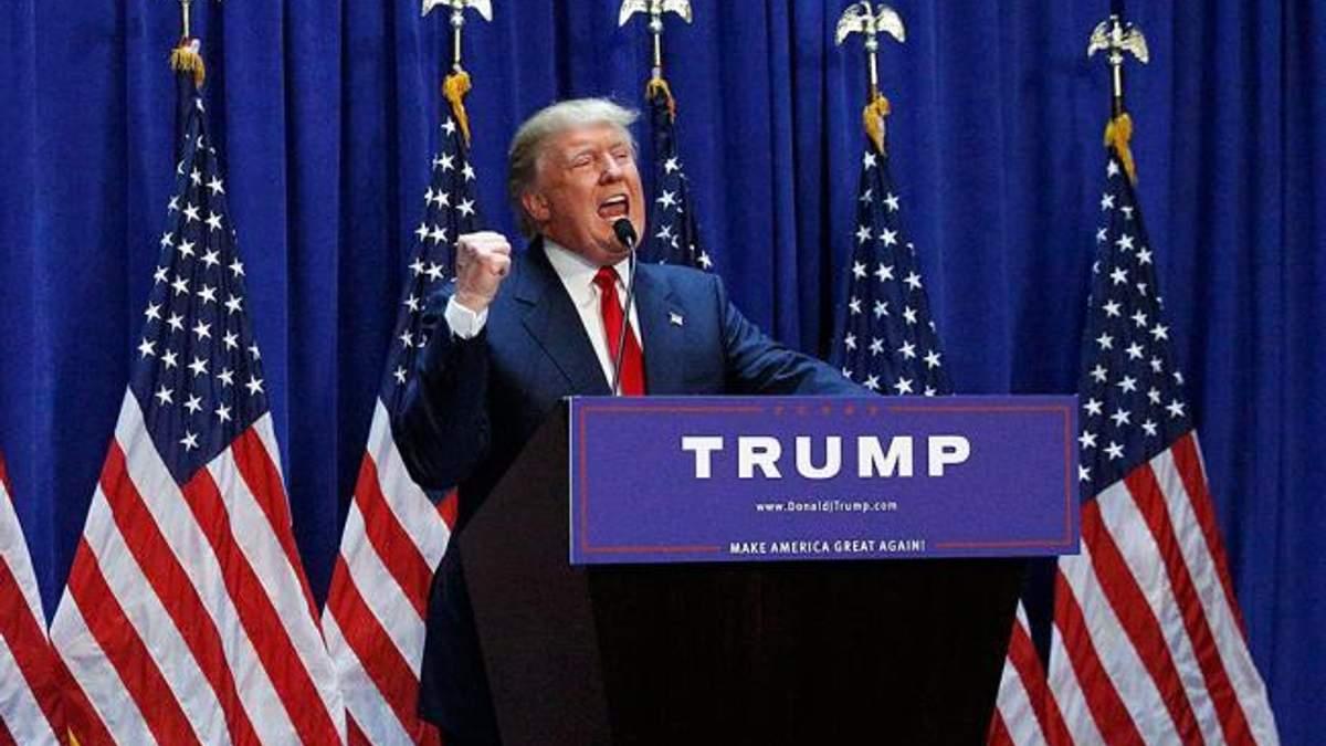 Трамп захищає Росію