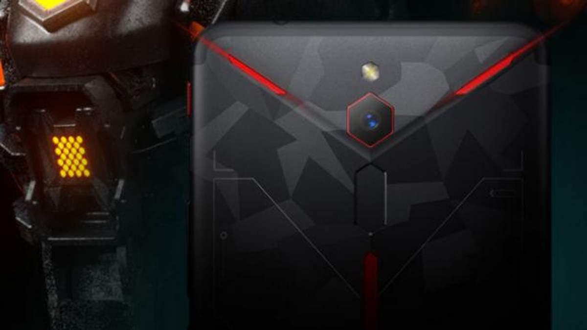 Игровой смартфон Nubia Red Devil