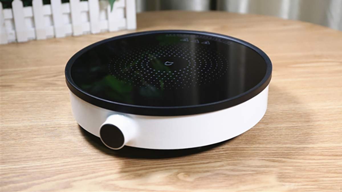 Xiaomi представила нову версію Mijia Mi Home Induction Cooker з приставкою  Youth Edition
