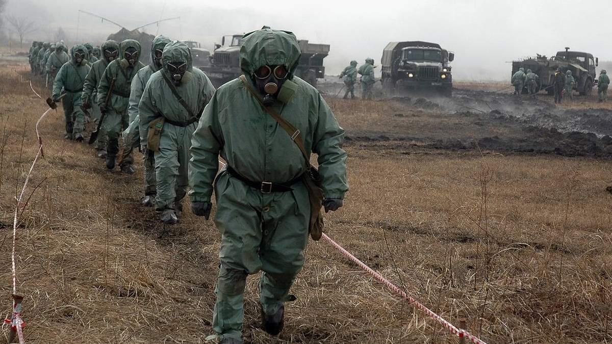В России отреагировали на обвинения со стороны США по химическому оружию