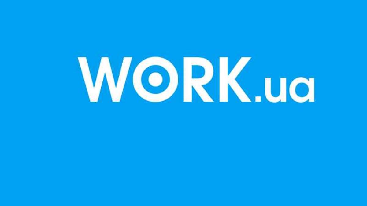 Сайт Work.ua перешел на украинский