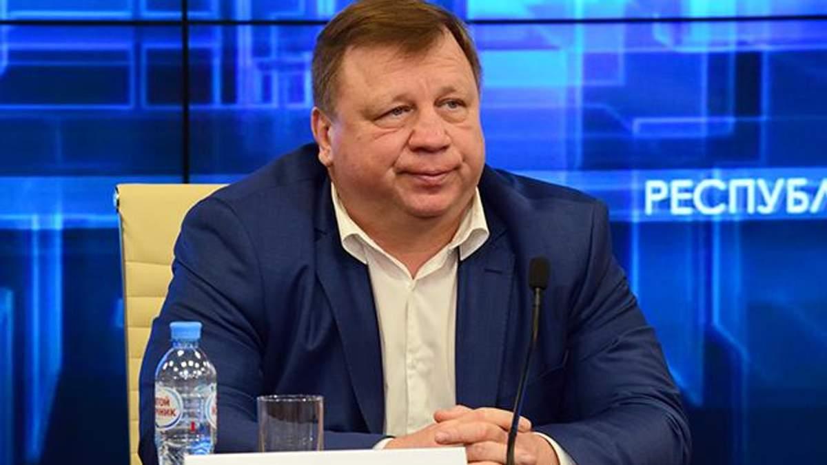 Глава оккупированного Симферополя Игорь Лукашев ушел в отставку