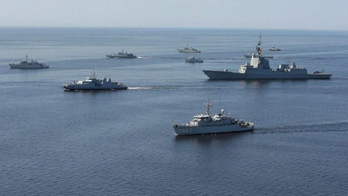 Российские оккупанты пытаются усилить эскалацию на Азовском море – Наев