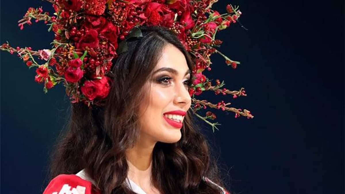 Богдана Тарасик на Miss International 2018