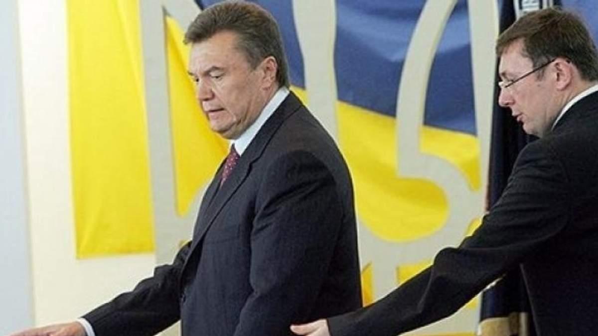 Луценко та соратники Януковича: якої відповідальності уникає генпрокурор - 11 ноября 2018 - Телеканал новостей 24