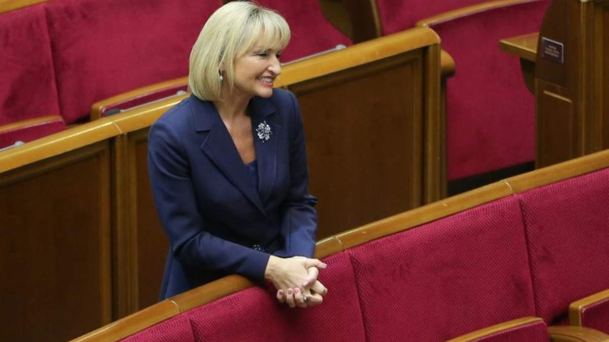 Ірина Луценко обурила соцмережі заявами про успіхи ГПУ