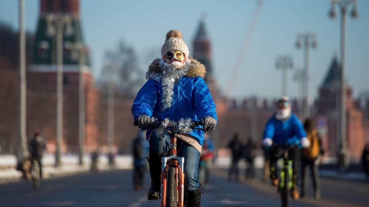 Незабаром у Москві розпочнеться кліматична зима: очікуються арктичні морози та сніг