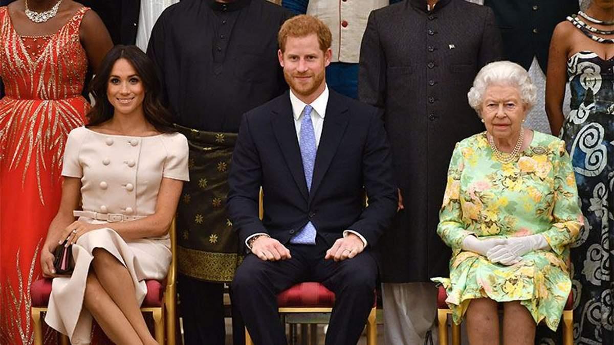 Меган Маркл поссорилась с королевой Елизаветой II перед свадьбой