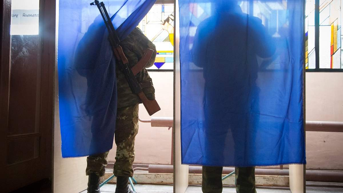 З'явилися перші результати псевдовиборів на окупованому Донбасі
