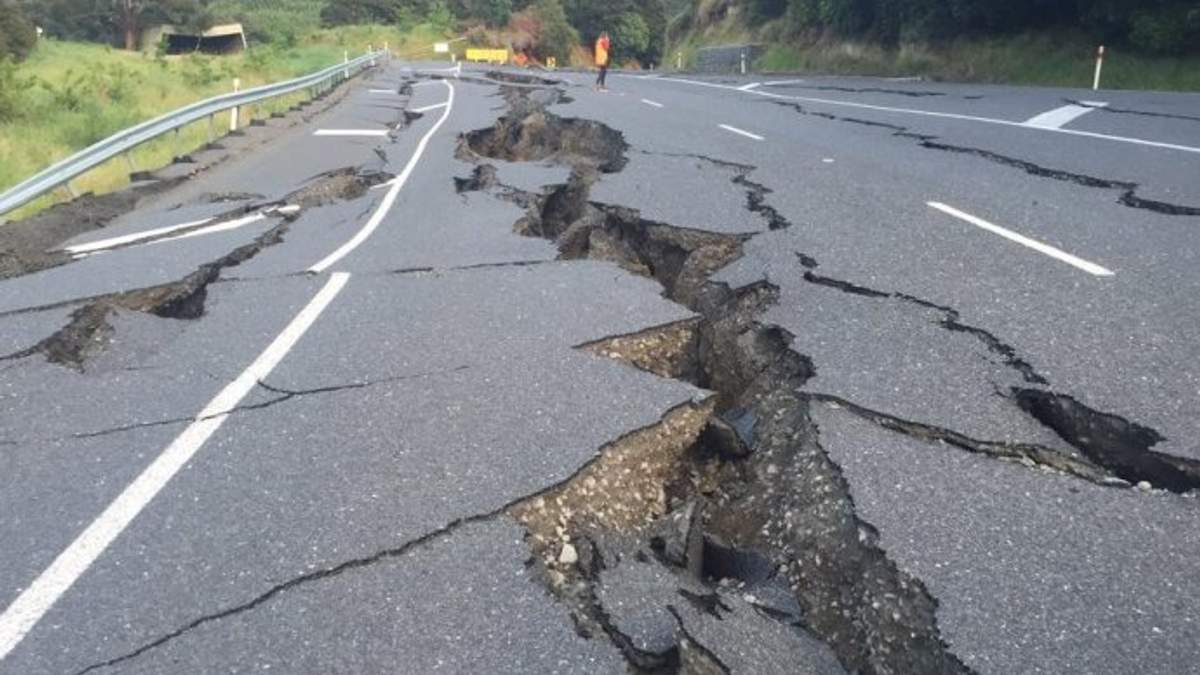 На Закарпатті може статися потужний землетрус