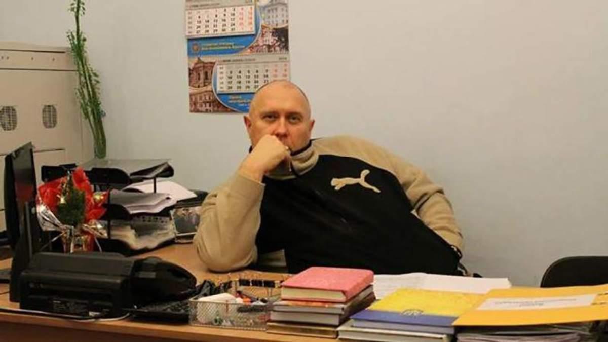 Игоря Павловского арестовали до 3 декабря как соучастника убийства активистки Екатерины Гандзюк