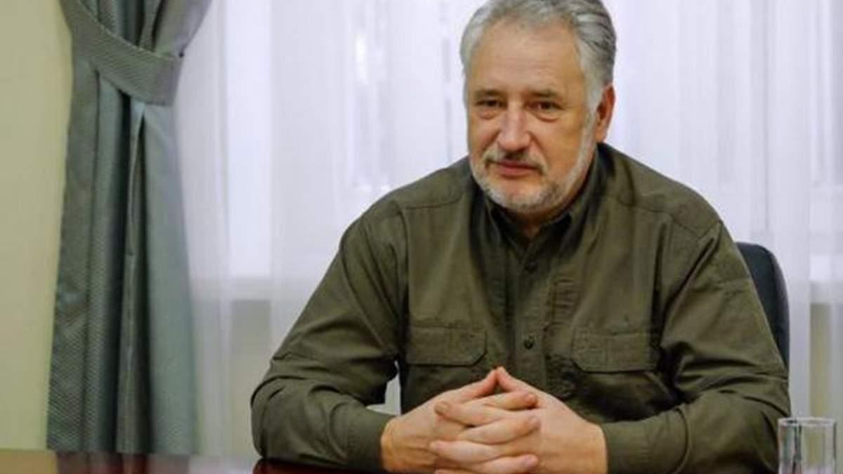 Жебривский прокомментировал псевдовыборы на Донбассе