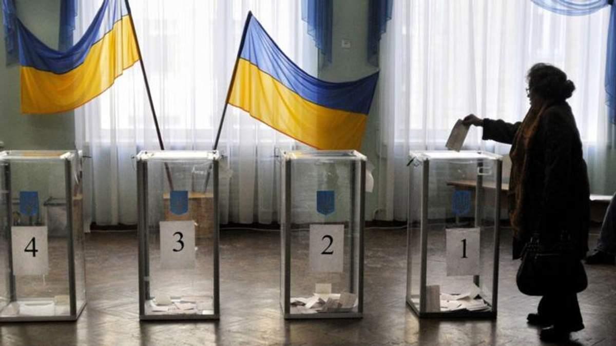 Выборы президента 2019