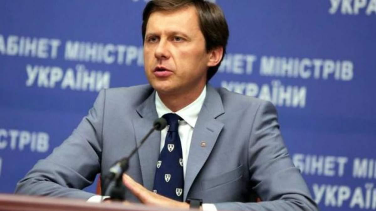 Колишній міністр екології та природних ресурсів Ігор Шевченко