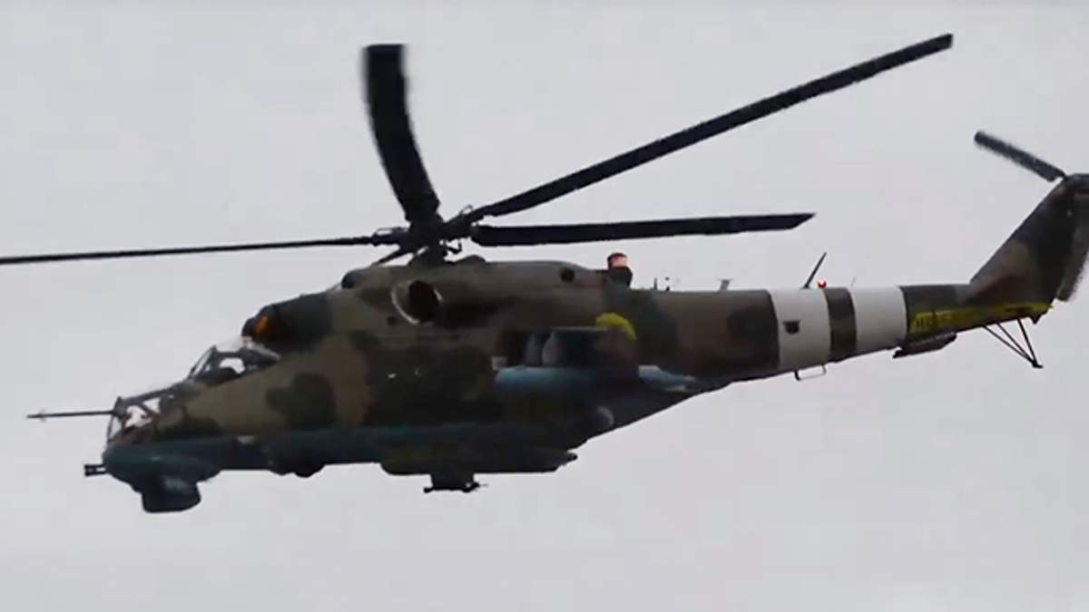 Украинские военные потренировались бить с воздуха по объектам противника на Донбассе: видео