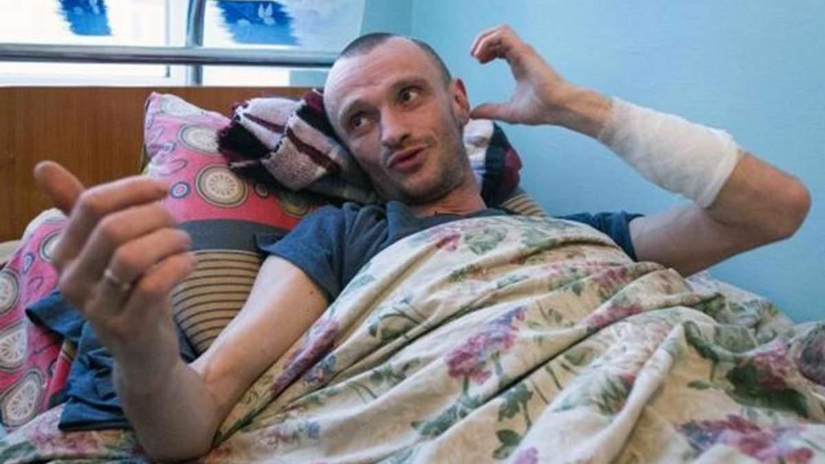 Стрельба с участием Пашинского: полиция вручила подозрение мужчине, которого ранил нардеп
