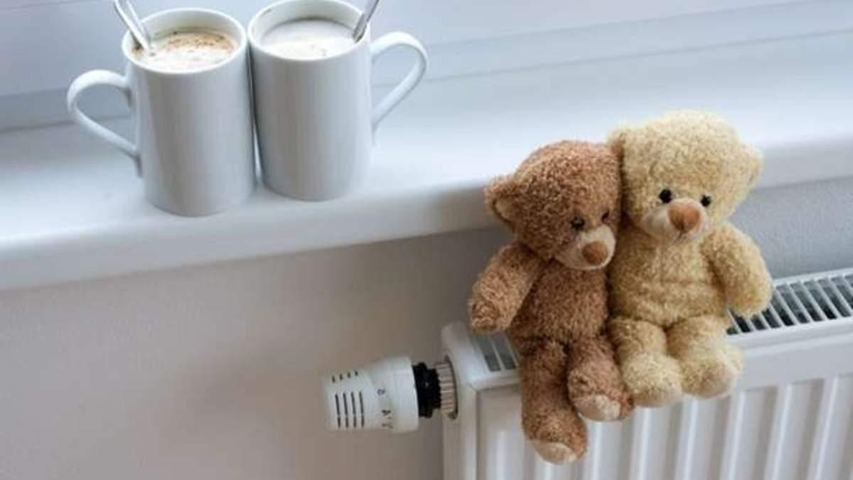 Правительство запретило отключать газ теплопоставщикам во время холодов