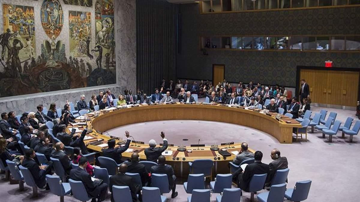 26 країн не підтримали нову кримську резолюцію ООН
