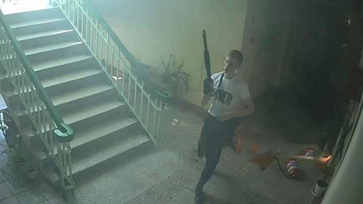 Журналісти опублікували нові одкровення керченського стрілка