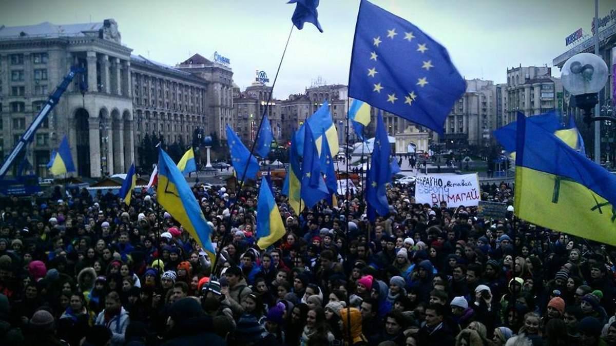 Как в Киеве будут отмечать годовщину начала Евромайдана