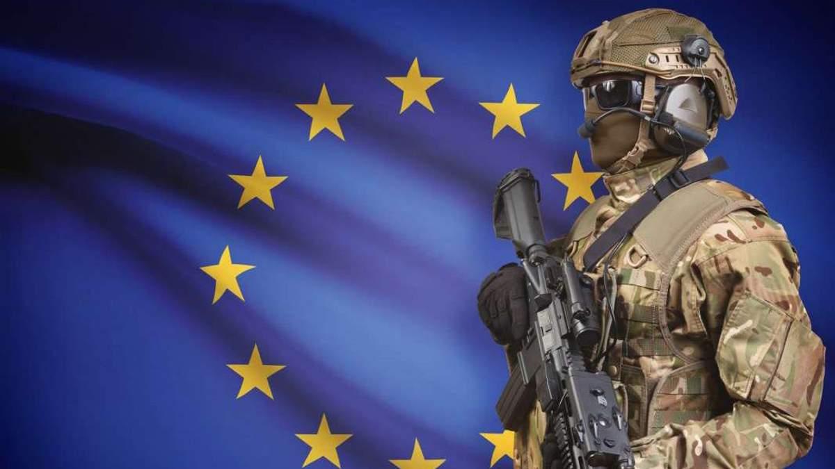 Единая армия ЕС: почему Макрон и Меркель требуют отдельную военную структуру