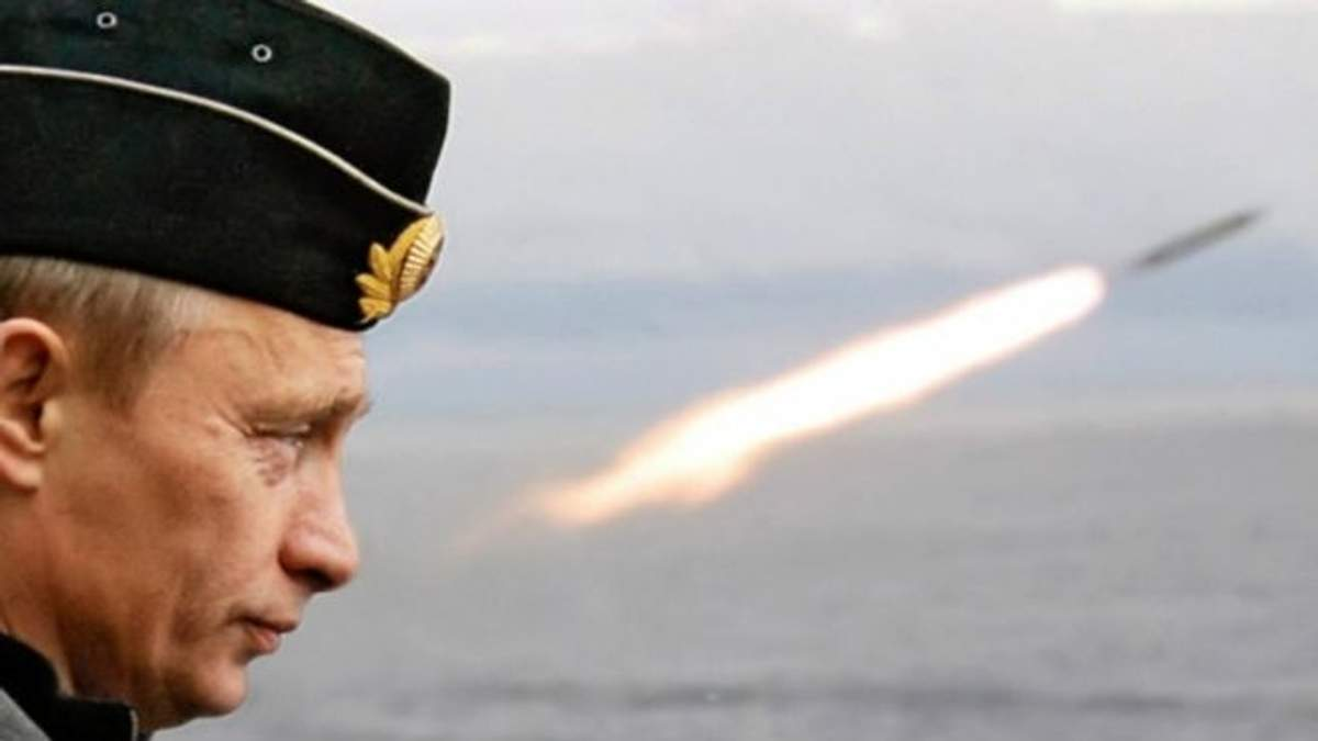 Путін дестабілізує ситуацію в Азовському і Чорному морях