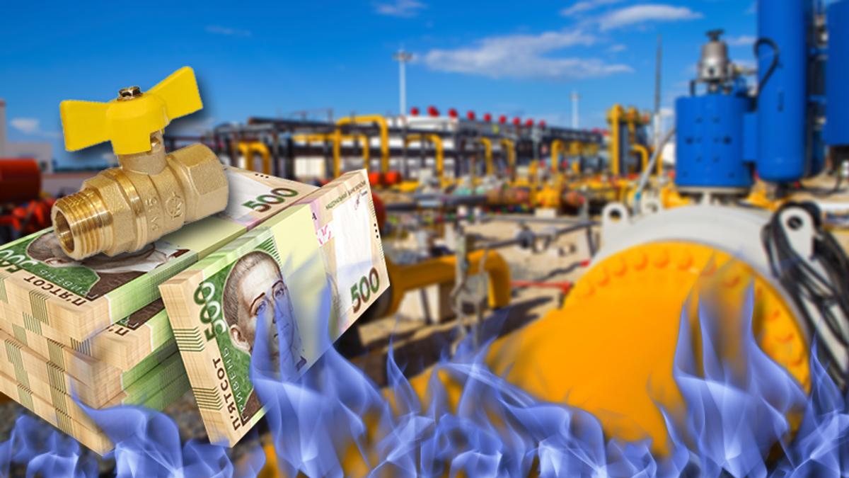 Добыча газа в Украине: мифы о собственной добыче газа