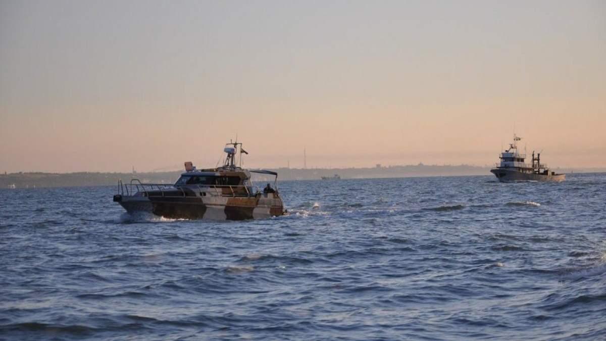 Командувач ВМС Воронченко пояснив, як Україна має оборонятися від Росії на Азові