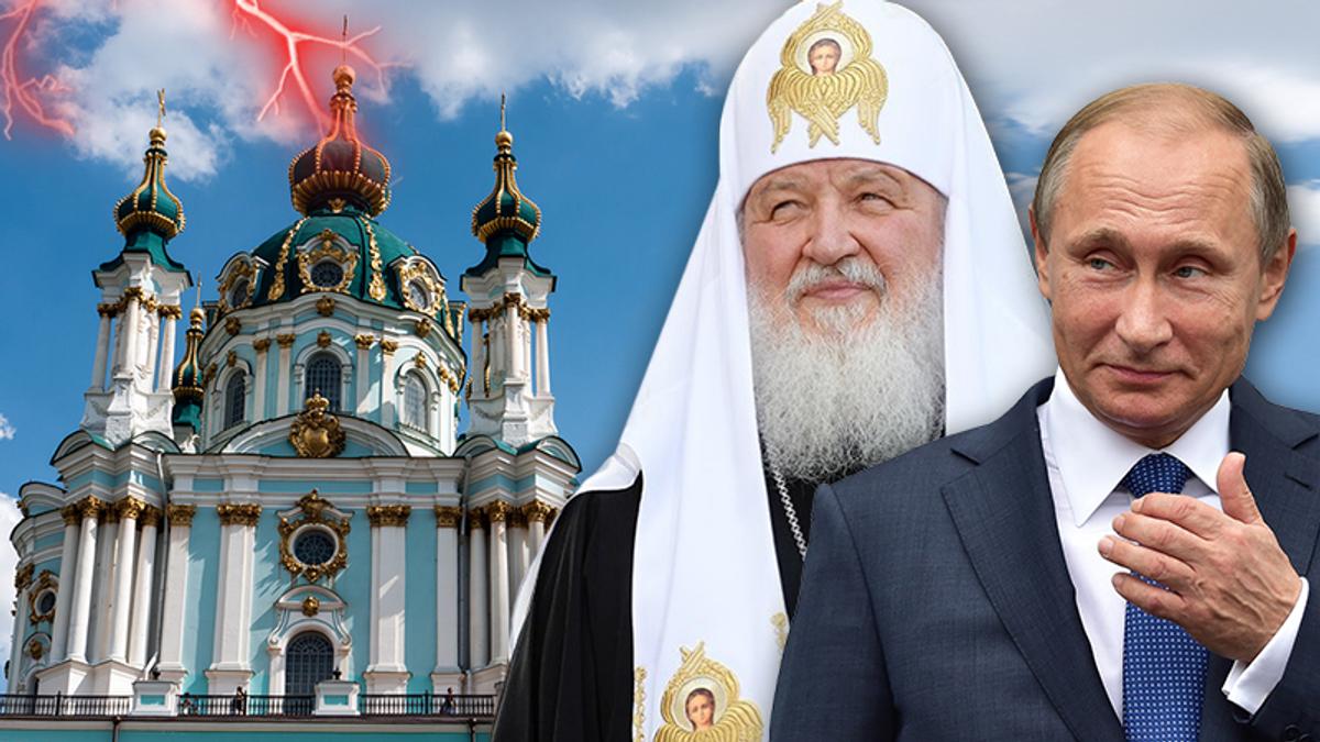 Россия разными методами хочет навредить получению Украинской церковью автокефалии