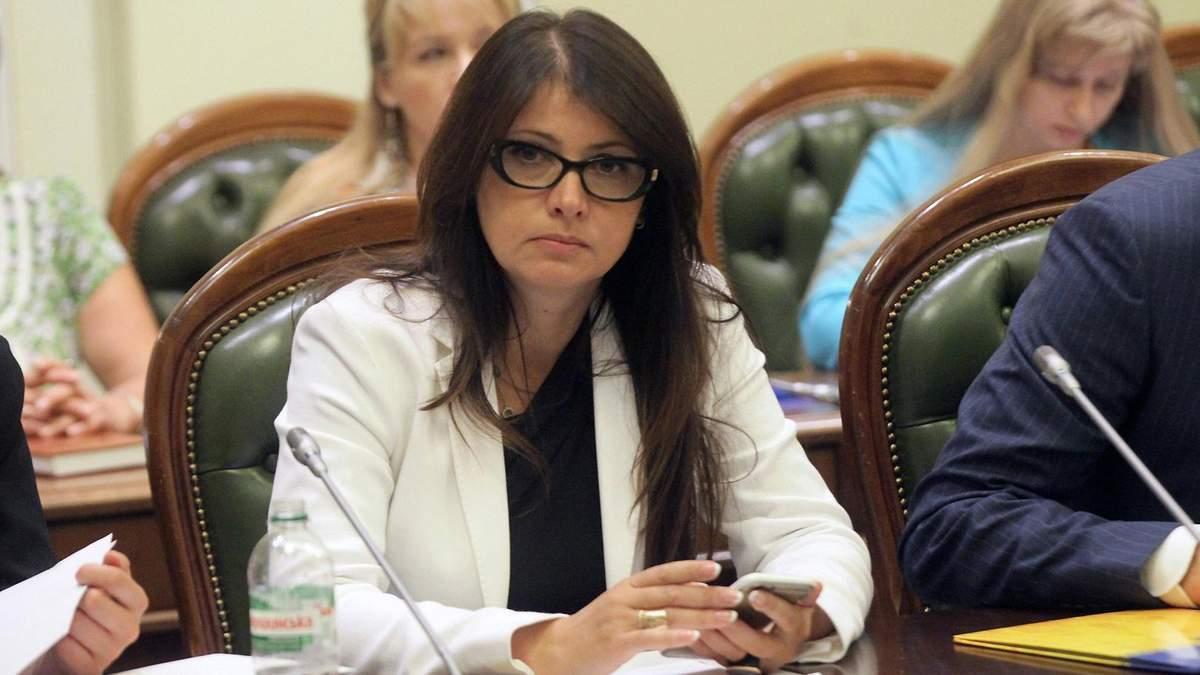 Нардеп Фріз заявила, що не буде коментувати свою кандидатуру на посаду міністра у справах ветеранів, поки не створять відомство