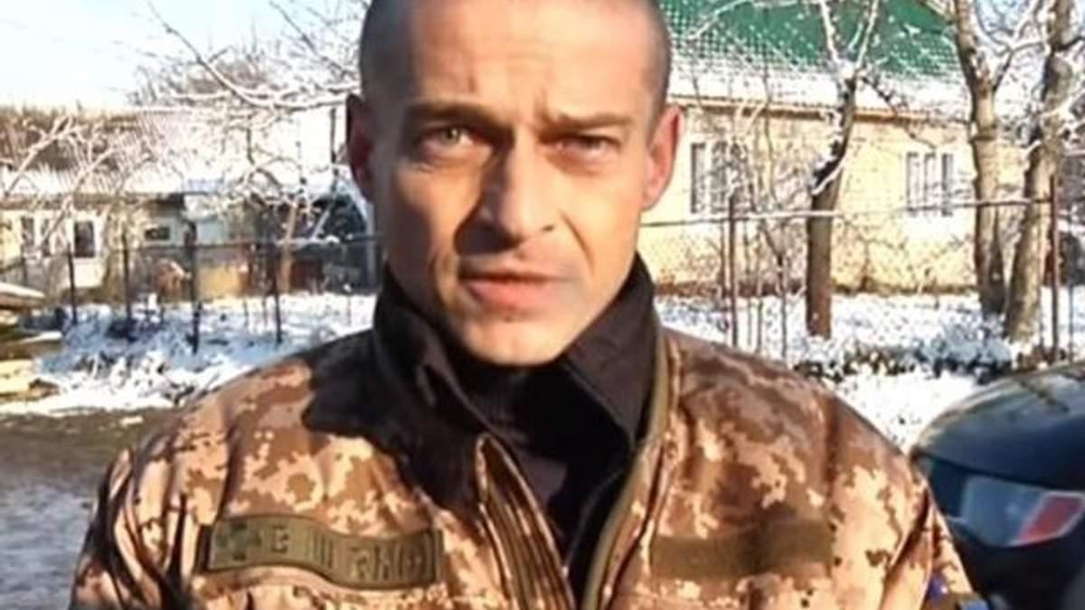 На Донбасі загинув Віталій Кузнєцов