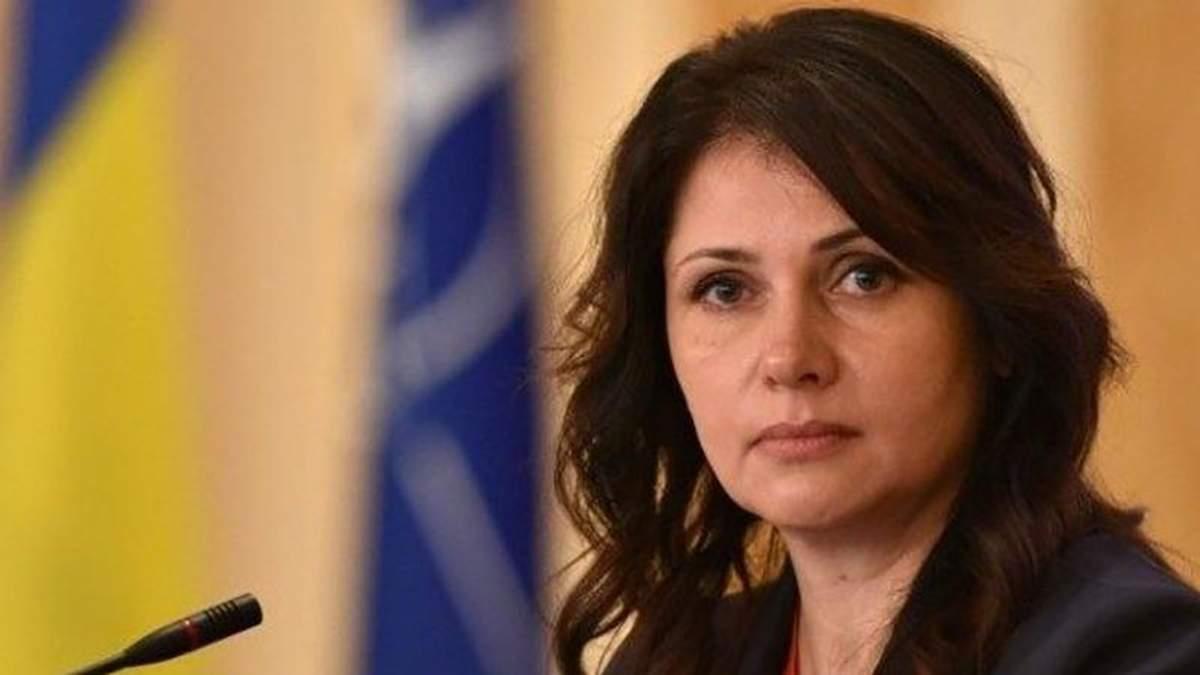 Ірина Фріз стала міністром у справах ветеранів
