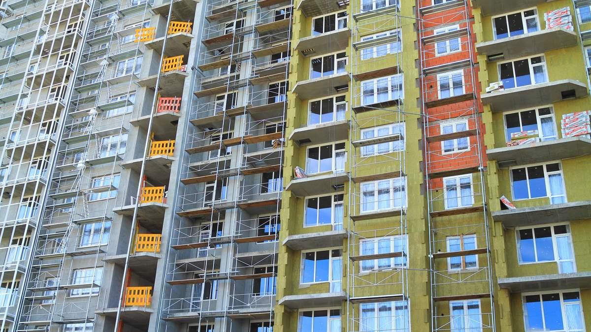 Цены на недвижимость в новостройках Киева