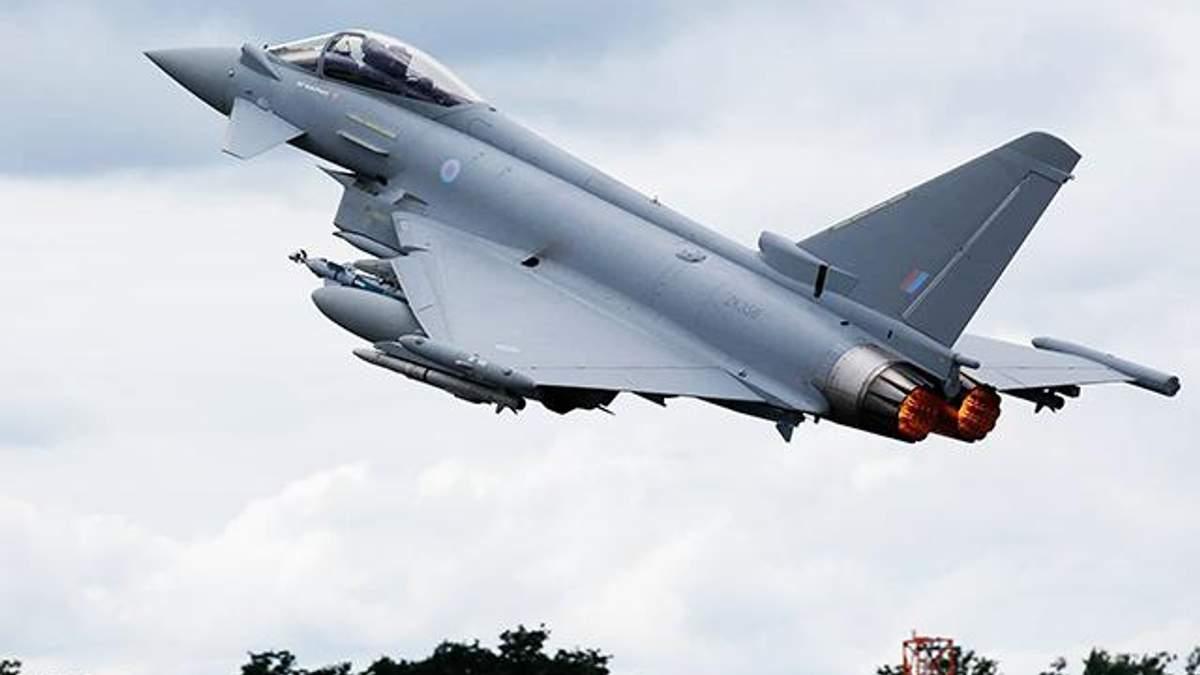 Винищувачі НАТО тричі за день перехопили російські військові літаки