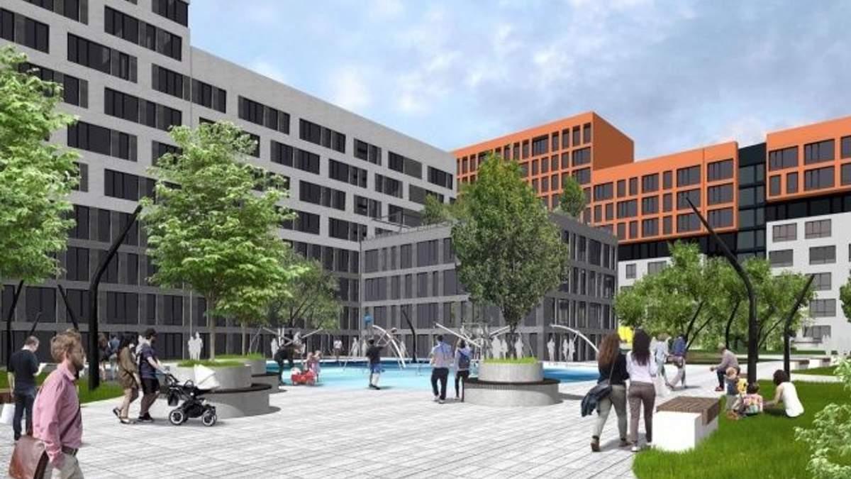 На місці занедбаного заводу у Львові з'явиться житлова висотка