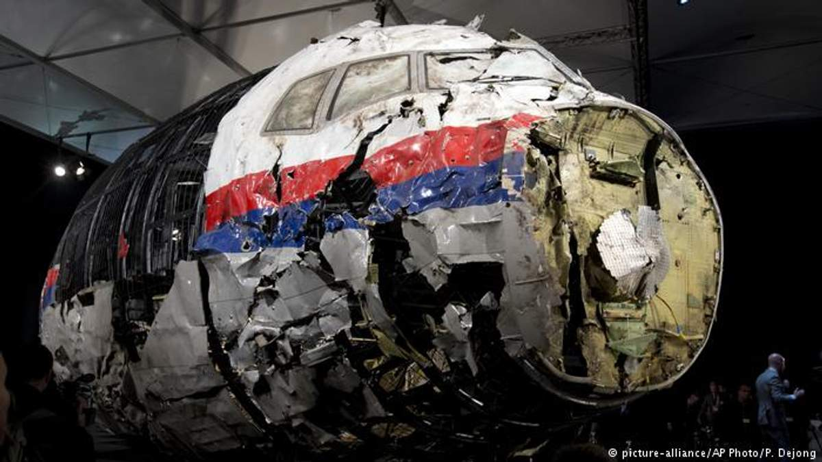Россия препятствует расследованию: родственники погибших в сбитом Boeing-777 судятся в ЕСПЧ