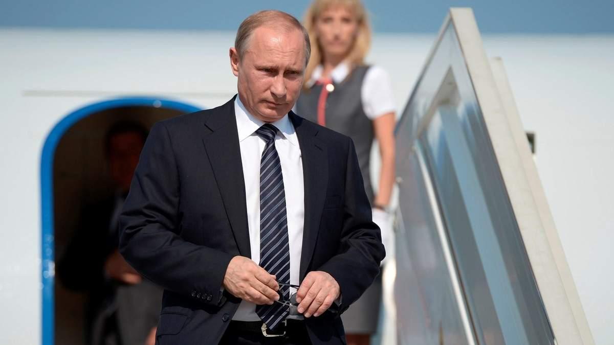 Путін приїхав в окупований Крим: з'явилась жорстка реакція МЗС України