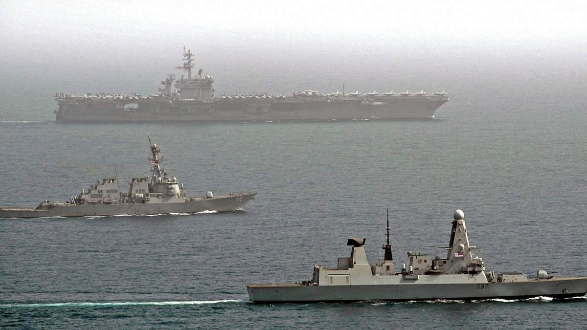 Отравление Скрипалей: стало известно об угрозе для военно-морских сил Британии