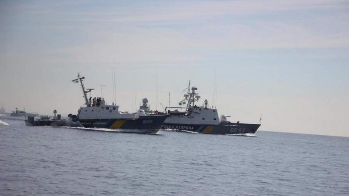 У ФСБ розповіли, чому напали на українські кораблі в Азовському морі