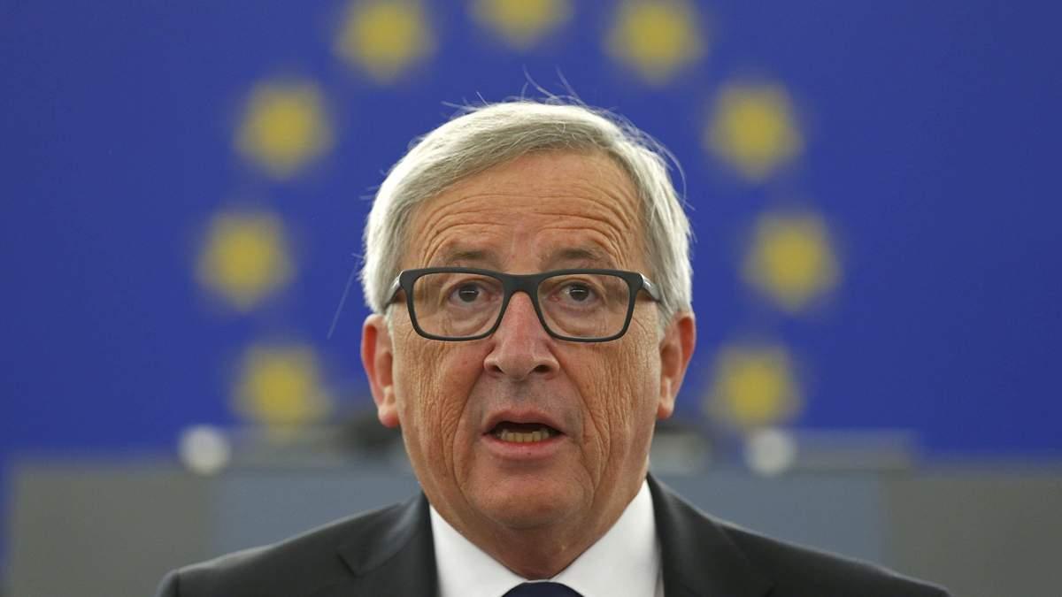 Юнкер зробив різку заяву щодо виходу Великобританії з ЄС