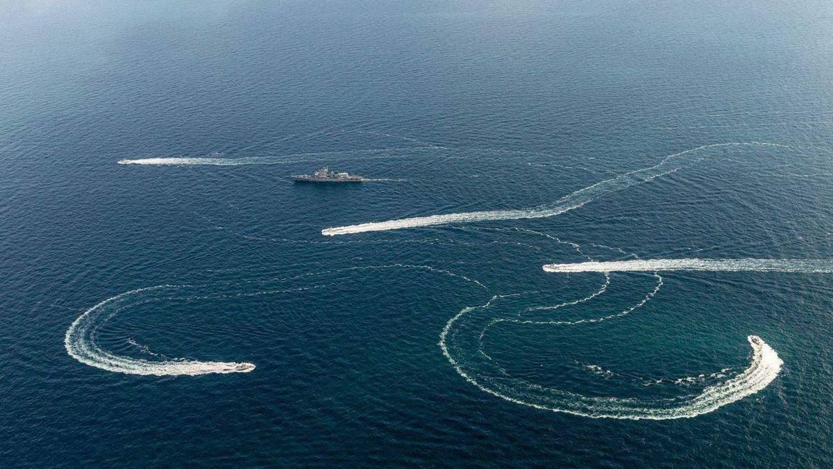 Появились новые детали относительно агрессивных действий России в Азовском море