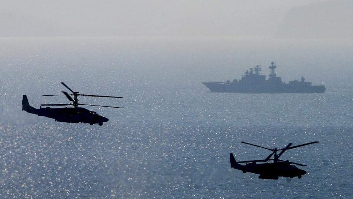 Українські бронекатери перебувають у повній бойовій готовності