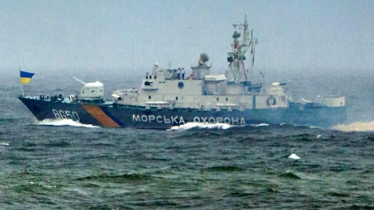 Командувач ВМС розповів про перебіг подій в Азовському морі