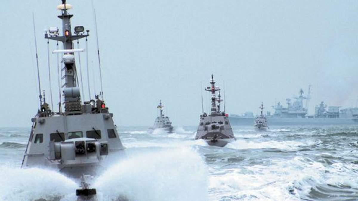 Украинский флот сегодня: инфографика