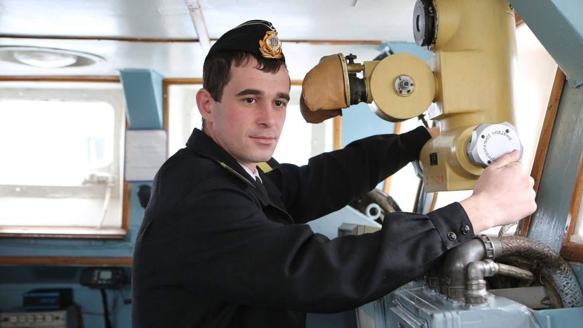 """Справжній патріот: про капітана захопленого катера """"Бердянськ"""""""